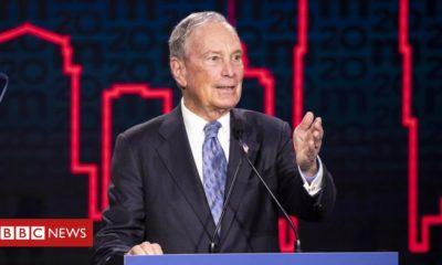 Bernie Sanders Bloomberg to join Democratic debate amid poll surge