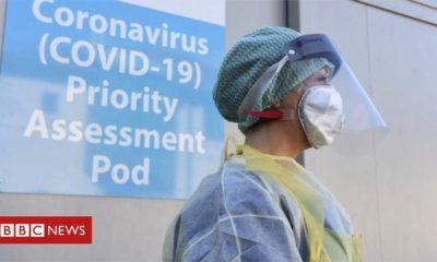 Donald Trump Coronavirus: NHS uses tech giants to plan crisis response