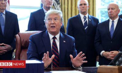 Donald Trump Coronavirus: Trump orders General Motors to make ventilators